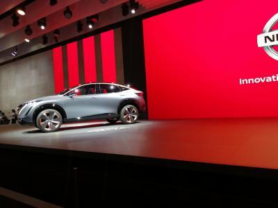 【東京モーターショー2019】コンパニオンと未来の車。いすゞとか日産とかレクサスとかを見たよ。