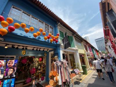 2日間でシンガポールを楽しむ♪  2日目観光編 JGC素敵なものを探して5