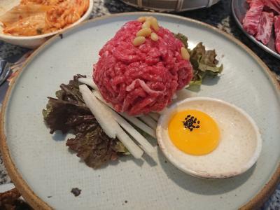 美味しいぞ韓国!食べて買って食べての旅201910Part4(2日目:東大門でサムギョプサルと卸売市場)
