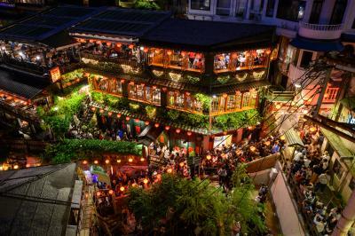 個人手配で台湾食べ歩き 2019