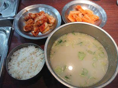 美味しいぞ韓国!食べて買って食べての旅201910Part8(3日目:最後の最後まで食べまくります)