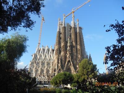 ①母娘で行くスペイン周遊8日間♪ ~世界遺産都市に泊まって来ました~