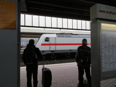 ドイツ鉄道の遅延