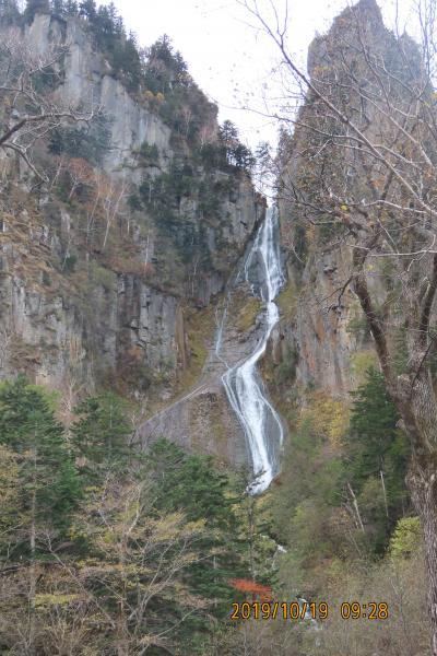 二度目の北海道旅行・北海道18景巡り・・・その⑥北見~石北峠~層雲峡~旭山動物園