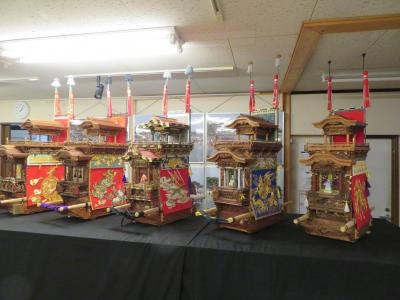 山車の町・亀崎の秋まつりを訪ねて②望洲楼と立川美術館