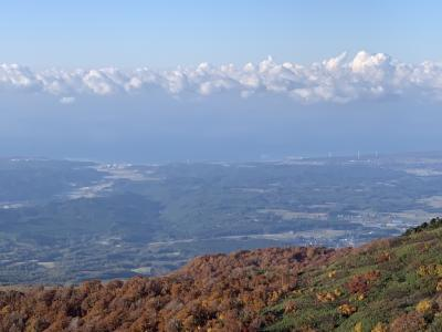 201910-01_青森での紅葉狩り 岩木山/ Mt. Iwaki <AOMORI>
