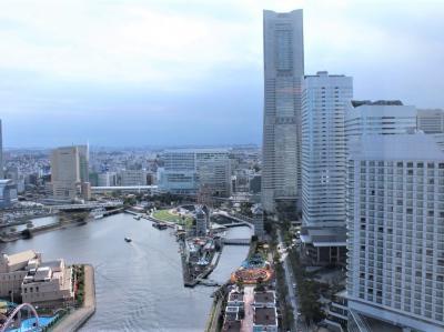 香港がまさかの横浜に!!煌めく夜景と高層ビル、港風景を求めて♪浜松グルメを楽しみ、七里ヶ浜&みなとみらいへ編