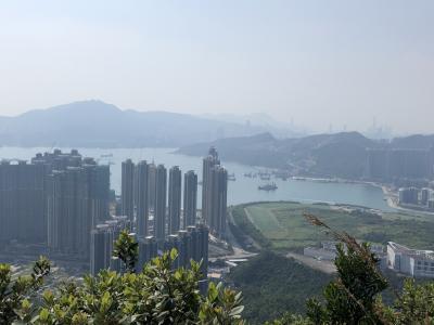 2度目の香港は郊外とハイキングを楽しみました (その1)