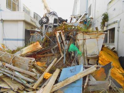 東日本大震災被災地の今・気仙沼編