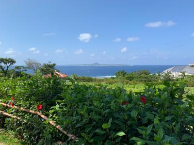2019年秋 2泊3日沖縄旅行(ブセナテラスとハレクラニに宿泊の旅)その1 観光とブセナテラス