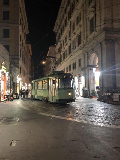 初めてのヨーロッパ イタリア&マルタ 1日目
