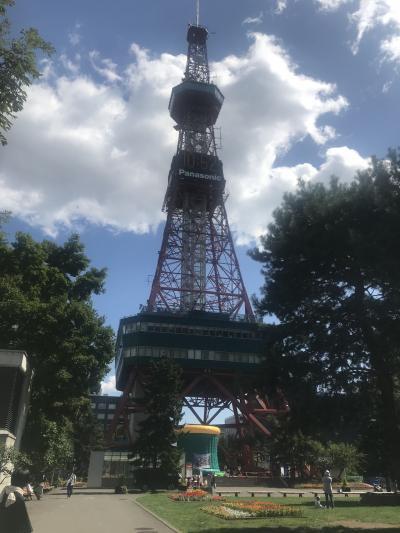 2019年夏北海道・小樽・札幌