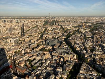2019年夏、ロンドン・パリ親子旅 6日目 「モンパルナスで朝食を」からの帰国
