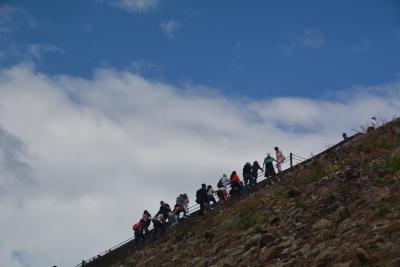 ビバ メヒコ メキシコシティ現地ツアー 感動のティオティワカン