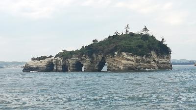 2018年東北遠征3日目(2018/8/25) 松島&仙台巡りと牡蠣の旅