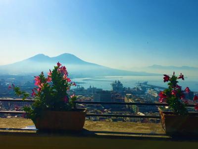 ナポリ 怖くない所だけ 夏の南イタリア2019