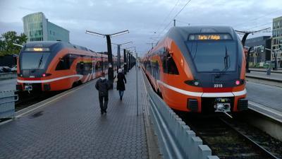 2019OCT バルト三国 鉄とKGB博物館めぐり 第1章 エストニア(タリン&ヴァルガ)
