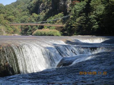 尾瀬・老神温泉と吹きわりの滝