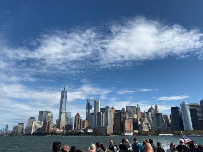 ニューヨークに住む娘の招待で初訪問!シニア世代のニューヨーク街歩き②