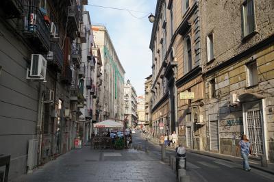 イタリア6日目 ナポリからミラノへ