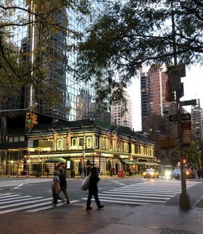 ニューヨークに住む娘の招待で初訪問!シニア世代のニューヨーク街歩き④