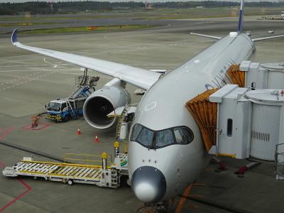 ベトナム航空ビジネスクラスで行く バンコク2泊4日のひとり旅 1日目
