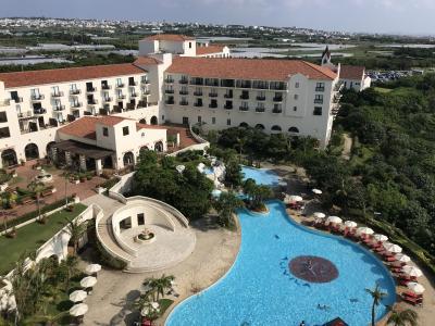 沖縄記念日旅行② ホテル日航アリビラ