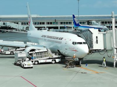 秋の沖縄&小浜島 母娘2人旅(4)「石垣空港・石垣港離島ターミナル」