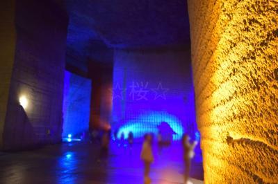 地下神殿⁉ 大谷石の採掘場(大谷資料館)