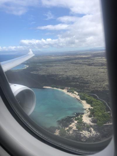 2019 ハワイ島 ハワイアン航空ビジネスクラスで行く、HGVCキングズランド6日間
