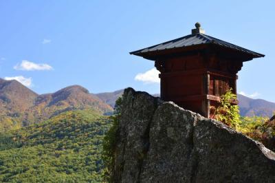 温泉と紅葉を眺めに東北へ(第4日目 山寺)