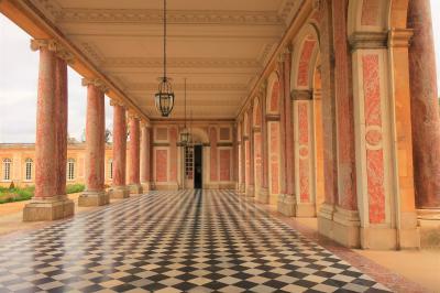 自力で行くヴェルサイユ~離宮&庭園を中心に~秋深まるパリ一人旅3日目
