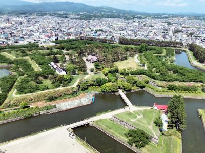 6月の北海道 ≪函館・後編≫        函館→ニセコ→小樽→札幌 7日間の夫婦旅