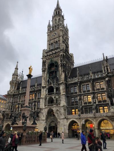 ウイーンからミュンヘンへ移動し2泊で帰国だ。