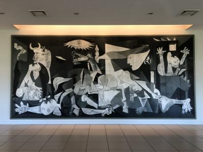 鳴門の渦潮はいつでも見られるわけでなかった、そして大塚国際美術館へ。