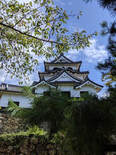 2泊3日 京都の旅、からの彦根城
