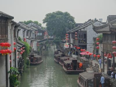 【女子一人旅】初めての中国 上海2日目