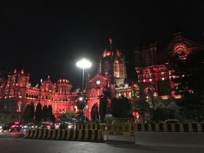 遅ればせのデビュー、楽しすぎインド3 ムンバイ