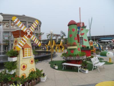 台湾 「行った所・見た所」 高雄の太魯閣草衛道を見てから小港へ