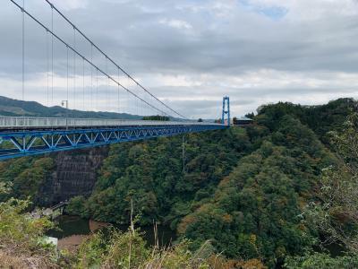 竜神大吊橋と御岩神社