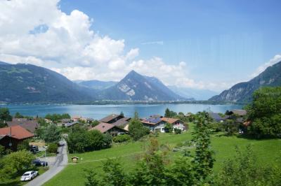 とっておきのスイス ツアー5日目観光最終日ユングフラウ鉄道からその後ベルン