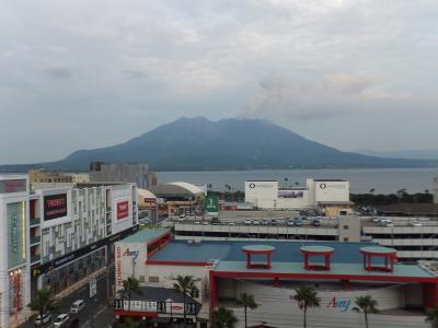 今回は、フェリーに乗って退職者同士3人で九州旅行に行ってきました。 まずは鹿児島 指宿から 第1話
