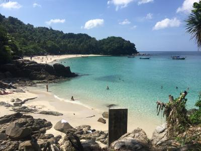 ★ヒルトンに泊まるプーケット島★ ~Freedom beach に行ってみた~ 2019年11月