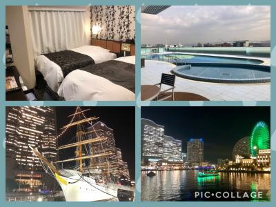 開業から一か月!アパホテル&リゾート横浜ベイタワー宿泊 みなとみらい散策編