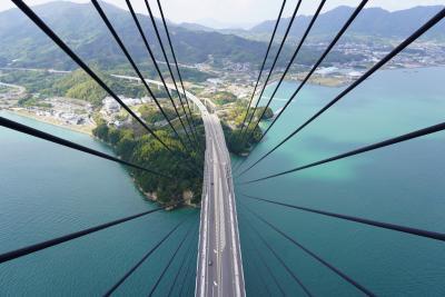 しまなみ海道塔頂体験ツアー2019 多々羅大橋