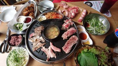 リフレッシュ休暇まずは韓国スタート!
