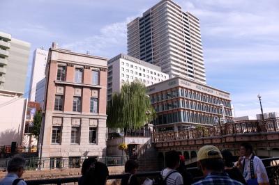 やっとかめ文化祭「まちなみデザイン賞を巡る、都市景観散歩 ~浅間町、伏見エリア~」