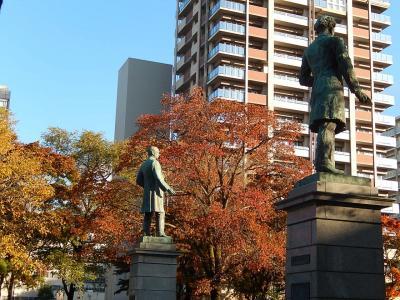 二度目の北海道旅行・北海道18景巡り・・・その⑨札幌大通公園散策
