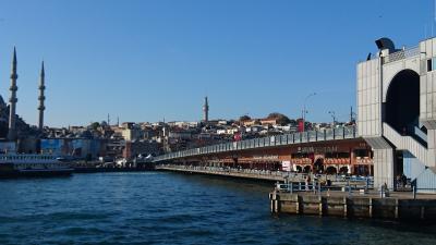 イスタンブール一人旅①(往路+到着日)