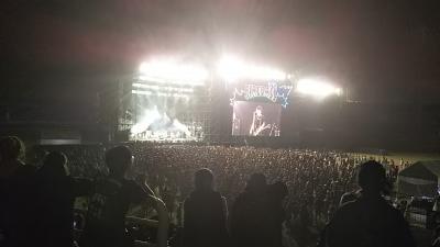 ELLEGARDEN @ 台湾FireBall Fest.火球祭
